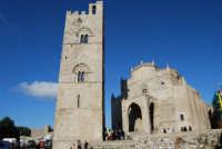 Duomo (sec. XIV) e Torre Campanaria (sec. XIII) - 28 settembre 2008   - Erice (712 clic)