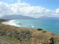 spiaggia di ponente e golfo di Castellammare - 5 ottobre 2008   - Balestrate (981 clic)
