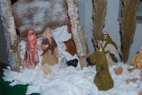 Mostra di Presepi presso l'Istituto Comprensivo A. Manzoni - 21 dicembre 2008    - Buseto palizzolo (724 clic)