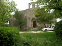 Chiesa Parrocchiale di Sant'Antonio Abate - sec. XIII-XV - 25 aprile 2006  - Erice (1227 clic)