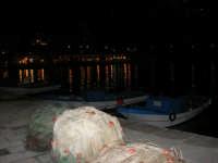 al porto di sera: le reti, le barche - 6 gennaio 2007  - Castellammare del golfo (783 clic)