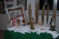 Mostra di Presepi presso l'Istituto Comprensivo A. Manzoni - 21 dicembre 2008    - Buseto palizzolo (682 clic)