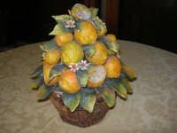 al Belvedere San Nicola - ceramiche - 1 maggio 2009   - Erice (2402 clic)