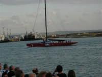 Louis Vuitton Acts 8&9 - Rientro in porto dopo le gare del pomeriggio - 2 ottobre 2005  - Trapani (1884 clic)