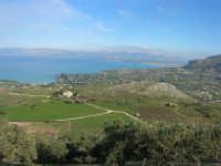 entroterra, Baia di Guidaloca e Golfo di Castellammare - 21 febbraio 2009   - Castellammare del golfo (1751 clic)