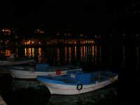 al porto di sera: le barche - 6 gennaio 2007  - Castellammare del golfo (738 clic)