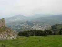 Quartiere Spagnolo e panorama di Valderice - 25 aprile 2006  - Erice (1418 clic)