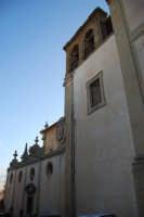 facciata laterale della Chiesa dell'ex Collegio dei Gesuiti - 11 ottobre 2007  - Salemi (2342 clic)