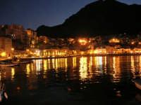 al porto di sera: panorama - 6 gennaio 2007  - Castellammare del golfo (864 clic)