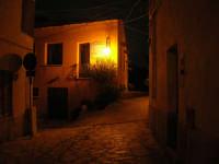 girovagando a sera: che tranquillità! - 2 novembre 2008   - Scopello (659 clic)