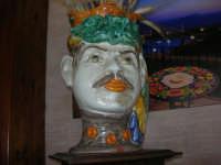 al Belvedere San Nicola - ceramiche - 1 maggio 2009   - Erice (2429 clic)