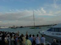 Louis Vuitton Acts 8&9 - Rientro in porto dopo le gare - 2 ottobre 2005  - Trapani (1940 clic)