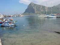 dal porto il monte Monaco - 10 maggio 2009  - San vito lo capo (1676 clic)