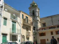 il campanile della Chiesa S. Sebastiano - 23 aprile 2006  - Chiusa sclafani (1136 clic)