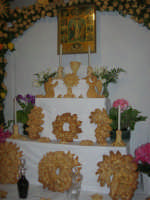 Cene di San Giuseppe - 15 marzo 2009   - Salemi (2212 clic)