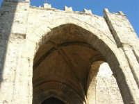 Duomo (sec. XIV)- particolare - 28 settembre 2008  - Erice (843 clic)