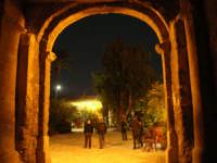 Baglio Isonzo a sera - 2 novembre 2008   - Scopello (696 clic)