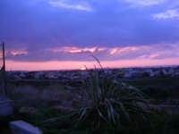panorama al tramonto - Stagnone - 26 ottobre 2008  - Marsala (896 clic)