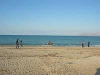 Baia di Guidaloca: cavalcata in riva al mare - 21 settembre 2008   - Castellammare del golfo (519 clic)