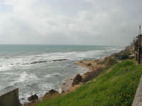 mare mosso - 1 marzo 2009  - Marinella di selinunte (1662 clic)