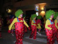 Carnevale 2009 - XVIII Edizione Sfilata di carri allegorici - 22 febbraio 2009   - Valderice (3576 clic)