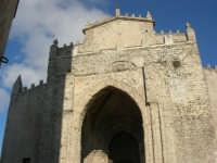 Duomo (sec. XIV)- particolare - 28 settembre 2008  - Erice (777 clic)