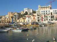 il porto - 25 ottobre 2009   - Marinella di selinunte (1547 clic)
