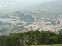 panorama di Valderice - 25 aprile 2006  - Erice (1324 clic)