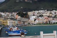 la città vista dal porto - 13 febbraio 2009   - Castellammare del golfo (1947 clic)