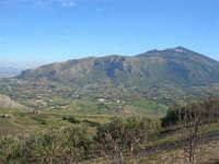 entroterra - Monte Inici - 21 febbraio 2009   - Castellammare del golfo (2014 clic)