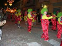 Carnevale 2009 - XVIII Edizione Sfilata di carri allegorici - 22 febbraio 2009   - Valderice (2455 clic)