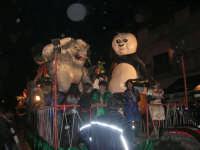 Carnevale 2009 - Sfilata carri allegorici - 24 febbraio 2009   - Balestrate (3585 clic)