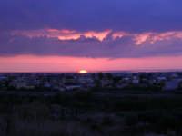panorama al tramonto - Stagnone - 26 ottobre 2008  - Marsala (873 clic)
