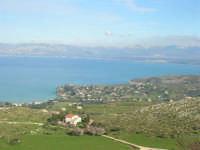 entroterra - Baia di Guidaloca e Golfo di Castellammare - 21 febbraio 2009   - Castellammare del golfo (1823 clic)