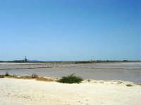 Saline Infersa e mulini a vento nella Riserva delle Isole dello Stagnone di Marsala - 25 maggio 2008    - Marsala (819 clic)