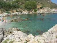 Cala Mazzo di Sciacca, nei pressi della Riserva Naturale dello Zingaro - 25 agosto 2009   - Castellammare del golfo (944 clic)