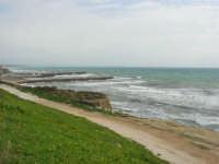 mare mosso - 1 marzo 2009  - Marinella di selinunte (1571 clic)