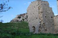 Castello - Chiesa ed Eremo S. Pellegrino - 9 novembre 2008   - Caltabellotta (1246 clic)