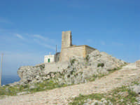 Capo San Vito - Torre dell'Usciere, detta Sciere (torre costiera di avvistamento per la difesa dai pirati) - 10 maggio 2009   - San vito lo capo (1746 clic)