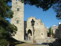 Duomo (sec. XIV) e Torre Campanaria (sec. XIII)- 28 settembre 2008   - Erice (732 clic)