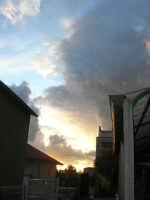tramonto - 19 novembre 2008  - Alcamo (500 clic)
