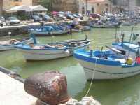 al porto - 27 settembre 2009  - Castellammare del golfo (1421 clic)