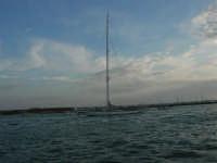 Louis Vuitton Acts 8&9 - Rientro in porto dopo le gare del pomeriggio - 2 ottobre 2005  - Trapani (1753 clic)