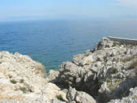Capo San Vito - vista sul golfo di Castellammare - 10 maggio 2009   - San vito lo capo (928 clic)