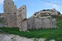 Castello - Chiesa ed Eremo S. Pellegrino - 9 novembre 2008   - Caltabellotta (975 clic)