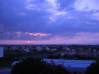 panorama al tramonto - Stagnone - 26 ottobre 2008  - Marsala (837 clic)