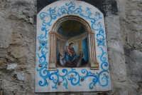 per le vie di Vita - immagine della Madonna di Tagliavia - 9 ottobre 2007  - Vita (885 clic)