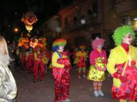 Carnevale 2009 - XVIII Edizione Sfilata di carri allegorici - 22 febbraio 2009   - Valderice (2373 clic)