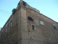 antico edificio - 11 ottobre 2007   - Salemi (2288 clic)