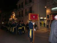Festa in onore di San Giuseppe Lavoratore - la processione nel corso VI Aprile - 1 maggio 2009  - Alcamo (2213 clic)